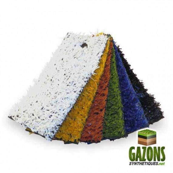 Gazon Multisport 24 mm à sabler (6 couleurs au choix)